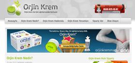 Orjin Krem